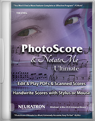 PhotoScore Ultimate 7 Box